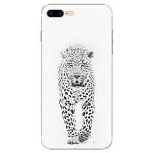 Plastové puzdro iSaprio - White Jaguar - iPhone 7 Plus