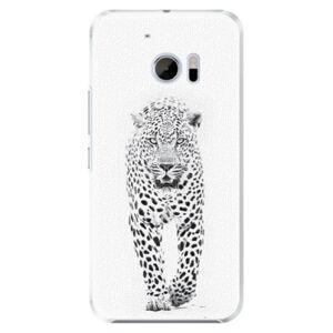 Plastové puzdro iSaprio - White Jaguar - HTC 10