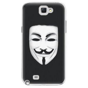Plastové puzdro iSaprio - Vendeta - Samsung Galaxy Note 2
