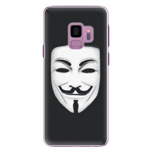 Plastové puzdro iSaprio - Vendeta - Samsung Galaxy S9