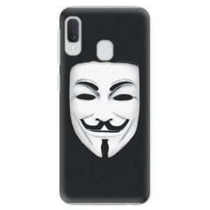 Plastové puzdro iSaprio - Vendeta - Samsung Galaxy A20e