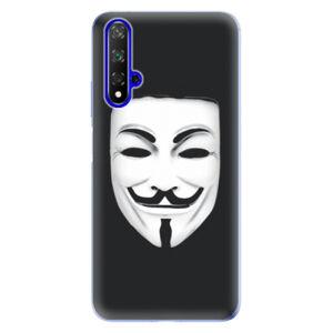 Odolné silikónové puzdro iSaprio - Vendeta - Huawei Honor 20