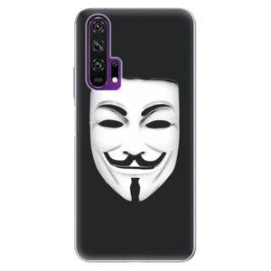 Odolné silikónové puzdro iSaprio - Vendeta - Honor 20 Pro