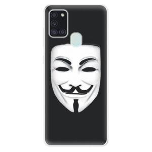 Odolné silikónové puzdro iSaprio - Vendeta - Samsung Galaxy A21s