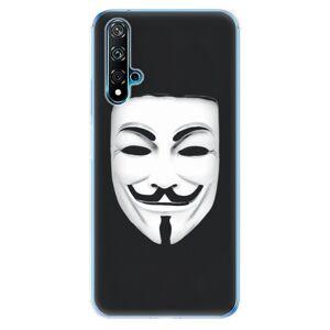 Odolné silikónové puzdro iSaprio - Vendeta - Huawei Nova 5T