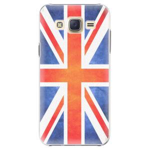 Plastové puzdro iSaprio - UK Flag - Samsung Galaxy Core Prime
