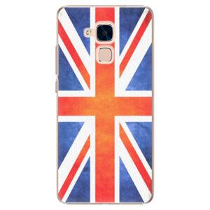 Plastové puzdro iSaprio - UK Flag - Huawei Honor 7 Lite