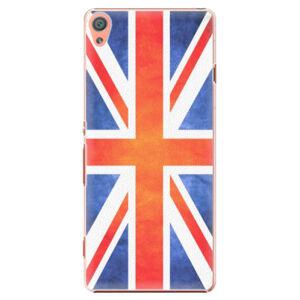 Plastové puzdro iSaprio - UK Flag - Sony Xperia XA