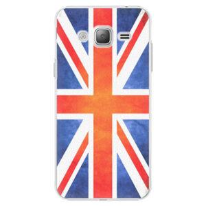 Plastové puzdro iSaprio - UK Flag - Samsung Galaxy J3