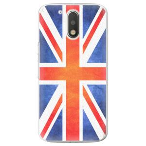 Plastové puzdro iSaprio - UK Flag - Lenovo Moto G4 / G4 Plus
