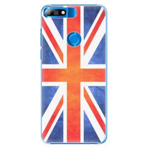 Plastové puzdro iSaprio - UK Flag - Huawei Y7 Prime 2018