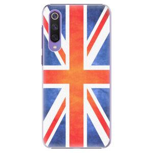 Plastové puzdro iSaprio - UK Flag - Xiaomi Mi 9 SE