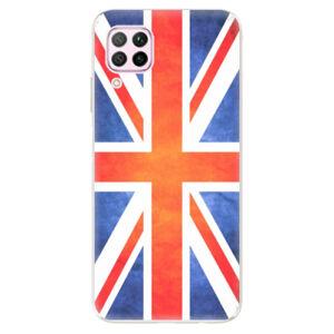 Odolné silikónové puzdro iSaprio - UK Flag - Huawei P40 Lite