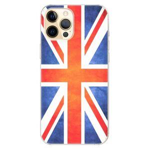 Odolné silikónové puzdro iSaprio - UK Flag - iPhone 12 Pro Max