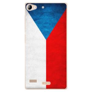 Plastové puzdro iSaprio - Czech Flag - Sony Xperia Z2
