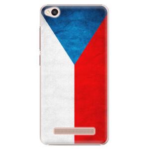Plastové puzdro iSaprio - Czech Flag - Xiaomi Redmi 4A