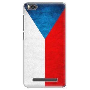 Plastové puzdro iSaprio - Czech Flag - Xiaomi Mi4C