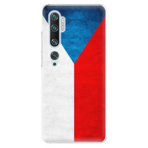 Plastové puzdro iSaprio - Czech Flag - Xiaomi Mi Note 10 / Note 10 Pro