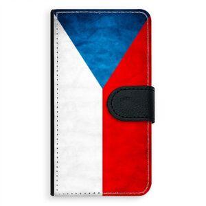 Univerzálne flipové puzdro iSaprio - Czech Flag - Flip XL
