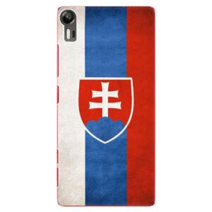 Plastové puzdro iSaprio - Slovakia Flag - Lenovo Vibe Shot