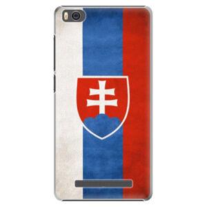 Plastové puzdro iSaprio - Slovakia Flag - Xiaomi Mi4C