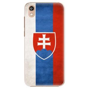 Plastové puzdro iSaprio - Slovakia Flag - Huawei Honor 8S