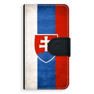 Univerzálne flipové puzdro iSaprio - Slovakia Flag - Flip S