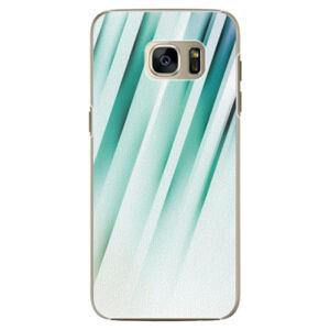 Plastové puzdro iSaprio - Stripes of Glass - Samsung Galaxy S7