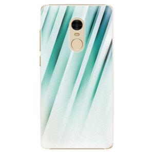 Plastové puzdro iSaprio - Stripes of Glass - Xiaomi Redmi Note 4