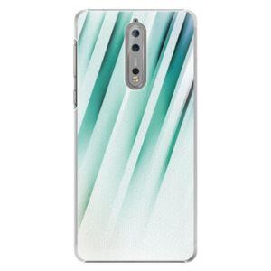 Plastové puzdro iSaprio - Stripes of Glass - Nokia 8
