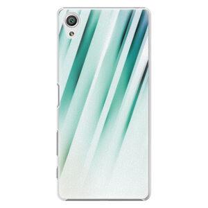 Plastové puzdro iSaprio - Stripes of Glass - Sony Xperia X