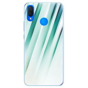 Silikónové puzdro iSaprio - Stripes of Glass - Huawei Nova 3i