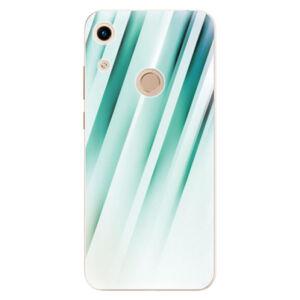 Odolné silikónové puzdro iSaprio - Stripes of Glass - Huawei Honor 8A