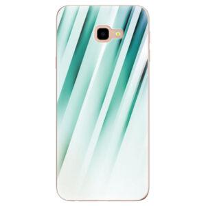 Odolné silikónové puzdro iSaprio - Stripes of Glass - Samsung Galaxy J4+