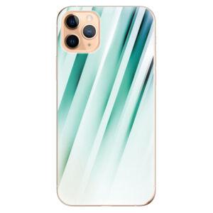 Odolné silikónové puzdro iSaprio - Stripes of Glass - iPhone 11 Pro Max