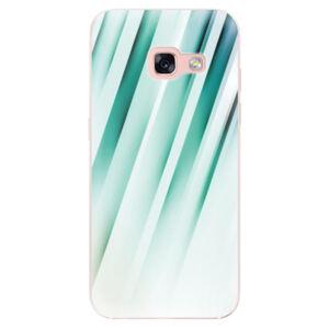 Odolné silikónové puzdro iSaprio - Stripes of Glass - Samsung Galaxy A3 2017