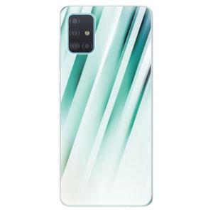 Odolné silikónové puzdro iSaprio - Stripes of Glass - Samsung Galaxy A51