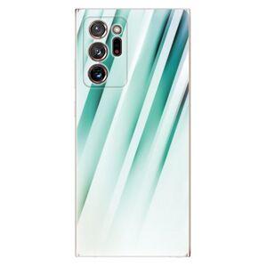 Odolné silikónové puzdro iSaprio - Stripes of Glass - Samsung Galaxy Note 20 Ultra