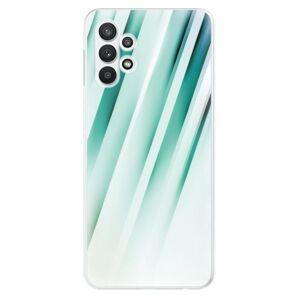 Odolné silikónové puzdro iSaprio - Stripes of Glass - Samsung Galaxy A32