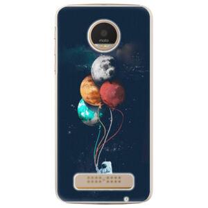Plastové puzdro iSaprio - Balloons 02 - Lenovo Moto Z Play