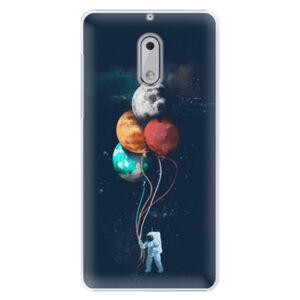 Plastové puzdro iSaprio - Balloons 02 - Nokia 6
