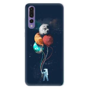Silikónové puzdro iSaprio - Balloons 02 - Huawei P20 Pro