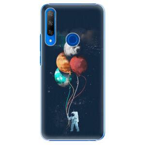 Plastové puzdro iSaprio - Balloons 02 - Huawei Honor 9X