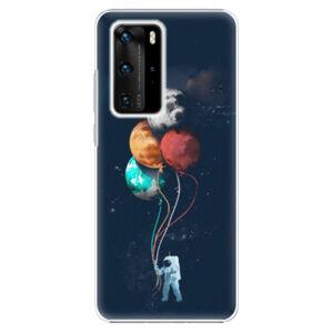 Plastové puzdro iSaprio - Balloons 02 - Huawei P40 Pro