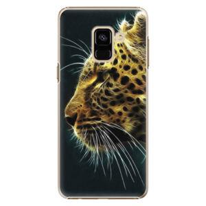 Plastové puzdro iSaprio - Gepard 02 - Samsung Galaxy A8 2018