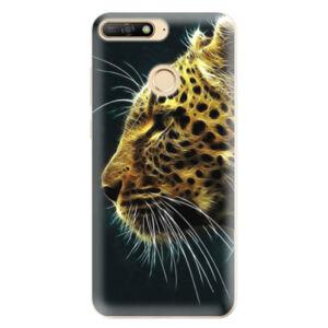 Odolné silikónové puzdro iSaprio - Gepard 02 - Huawei Y6 Prime 2018