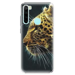 Plastové puzdro iSaprio - Gepard 02 - Xiaomi Redmi Note 8