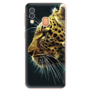 Odolné silikónové puzdro iSaprio - Gepard 02 - Samsung Galaxy A40