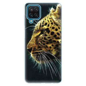 Odolné silikónové puzdro iSaprio - Gepard 02 - Samsung Galaxy A12