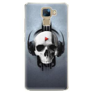 Plastové puzdro iSaprio - Skeleton M - Huawei Honor 7